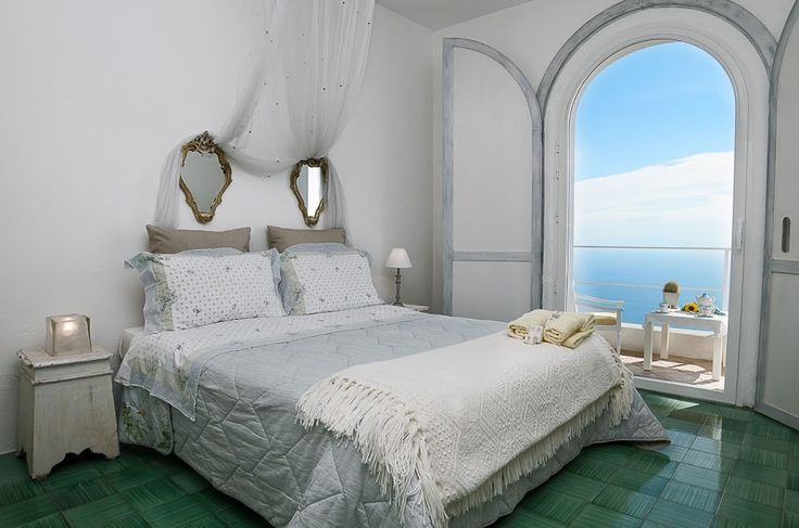 Villa Belvedere in Amalfi Coast, Italy.