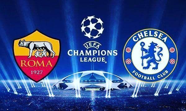 En que canal juega Roma vs Chelsea en Vivo Champions League 2017