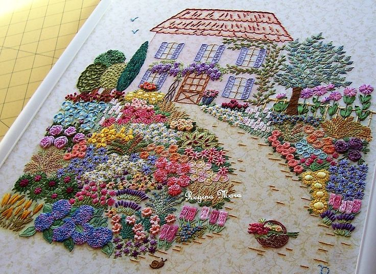 Best images about quot embroidery pictures on pinterest
