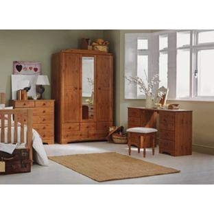 Buy Nordic Dressing Table and Stool - Pine at Argos.co.uk - Your Online Shop for Dressing tables.