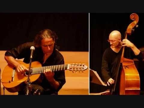 The Lady Wants To Know - Soren Lyng Hansen, double bass & Alkis Kaloumenos, voc/guitar