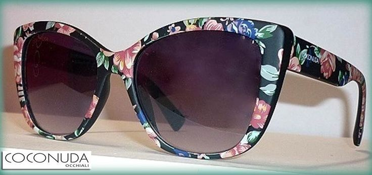 #coconudaocchiali #occhiali #occhialidavista #style #eyewear #flowers #coconudaocchiali_Estate #emporioocchialifardin #colors #romantic #sun #sunglasses #primavera2015 #ottica #fashion #ss15 #estate2015 www.emporioocchialifardin.it