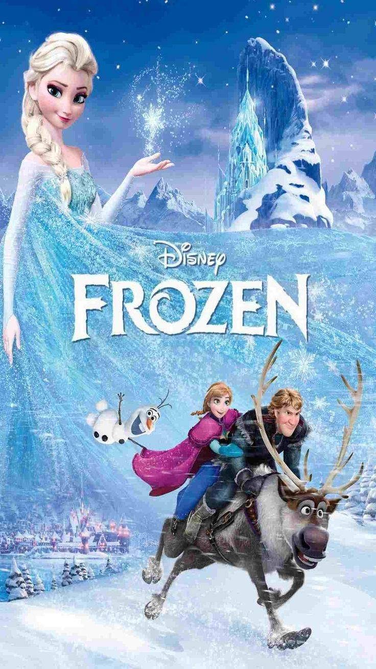 Running Sven 2014 Halloween Frozen iPhone 6 Plus Wallpaper