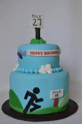cake decorating running