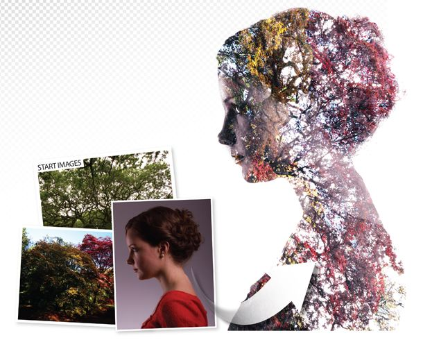 ➡ What about a double exposure portrait in your next scrapbook page? This tutorials shows how to do that in Photoshop ➡ Wie wäre es mit einem Double Exposure Portrait auf einer der nächsten Scrapbook-Seiten? Dieses Tutorial erklärt (auf English) wie dieser Effekt mit Photoshop gestaltet werden kann.
