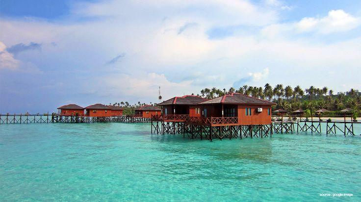 Derawan Island, East Kalimantan.