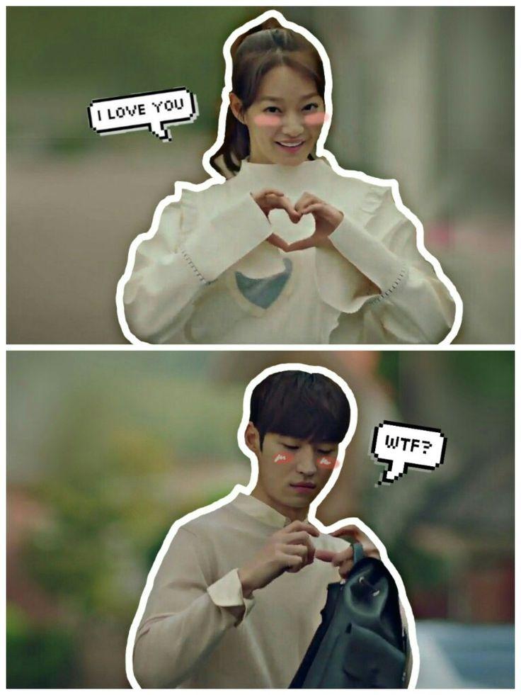 Tomorrow with you shi min ah drama kdrama dorama MY HEART:3