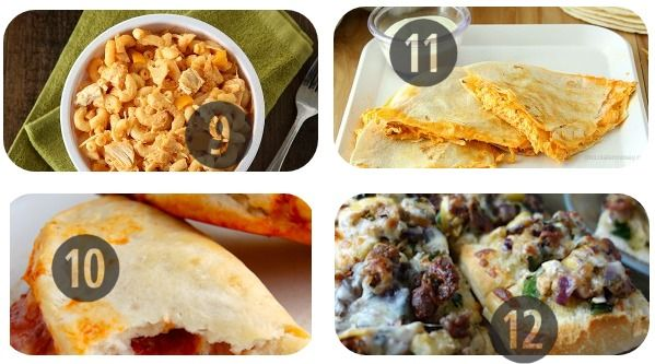 25 Cheap and Easy Meals for College Students 9-12