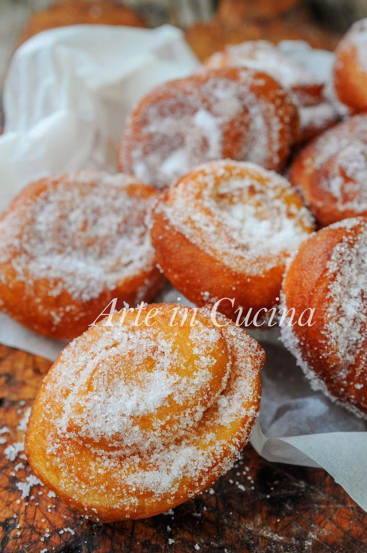 Frittelle francesi dolci di carnevale ricetta facile vickyart arte in cucina