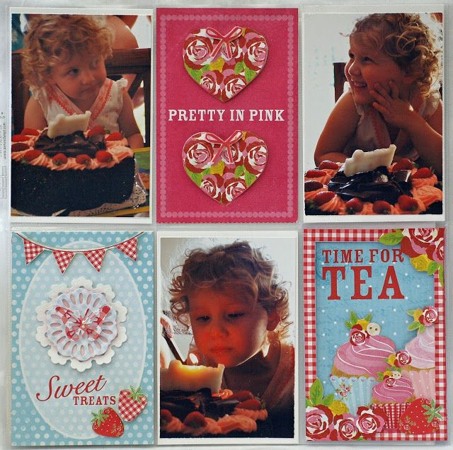 Kaisercraft- NEW Tea Party collection with Geraldine, Hetty and Trudi   Kaisercraft Official Blog