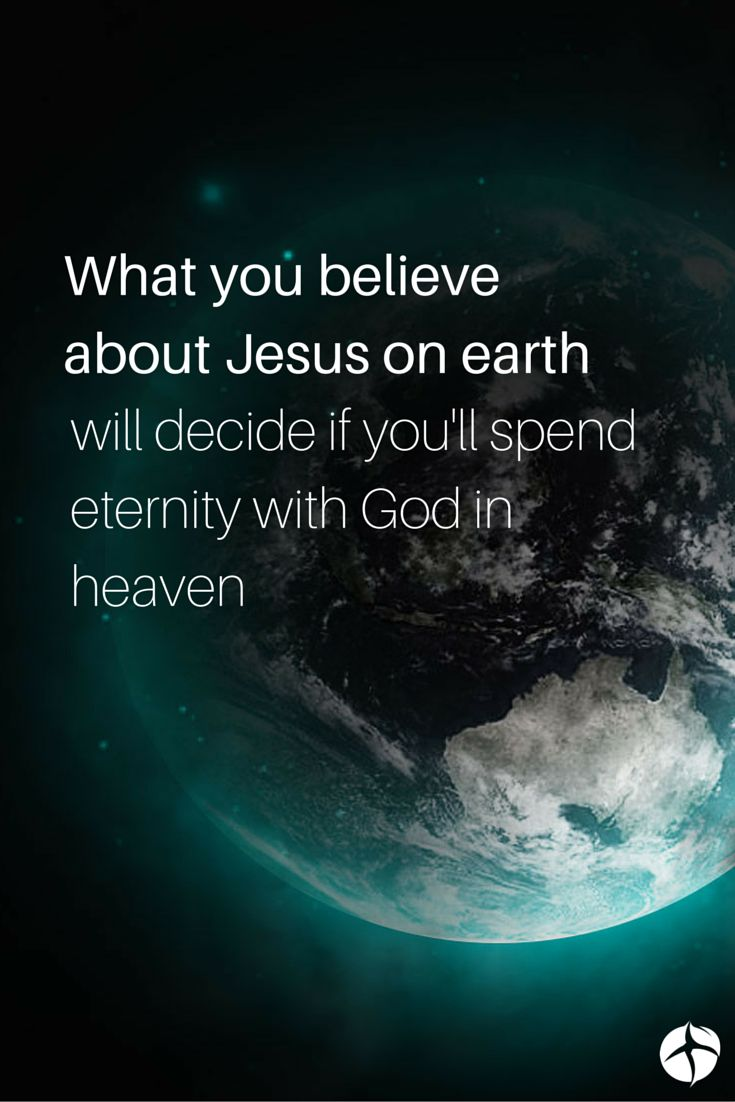 """The most important question you'll ever answer is, """"Who is Jesus to you?"""""""