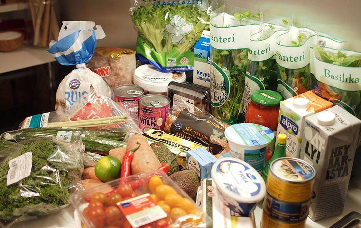 Kaikki viikon arkiruoat alle 80 eurolla – katso reseptit!