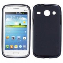 Forro Galaxy Core I8260 Muvit - Minigel Negra  $ 31.951,11