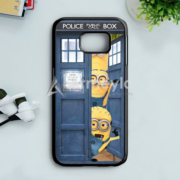 Despicable Me Minion One Direction Samsung Galaxy S7 Case | armeyla.com