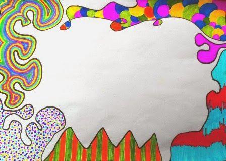 M s de 25 ideas incre bles sobre imagenes de artes for Caratulas de artes plasticas para secundaria