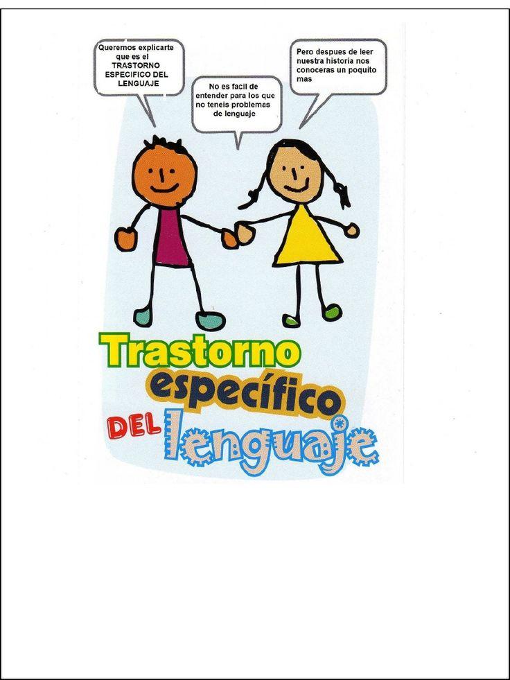 MANUAL PARA PADRES CON HIJOS CON TRASTORNO ESPECÍFICO DEL LENGUAJE (TEL) | Scribd