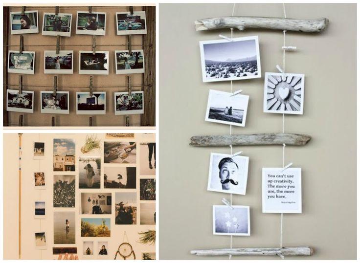 M s de 25 ideas fant sticas sobre hacer collage de fotos - Decoracion manau sl ...