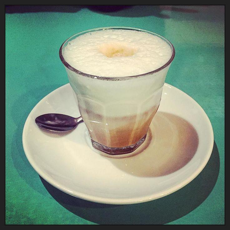 Vroege zaterdagochtend koffie... ;-) #myview