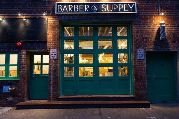 Barber Williamsburg : Barber & Supply, Williamsburg, Brooklyn