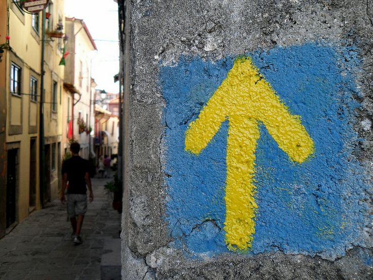 First arrows in Porto