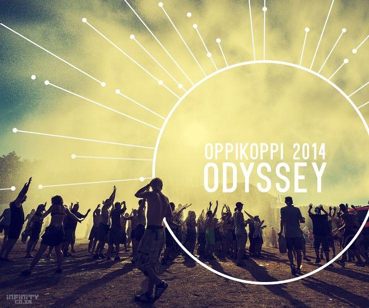 Oppikoppi Odyssey