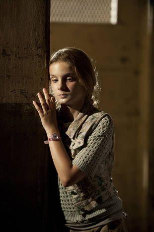 brighton sharbino walking dead photos | The Walking Dead Season 4 Spoilers: Will Carol Return to the Prison ...