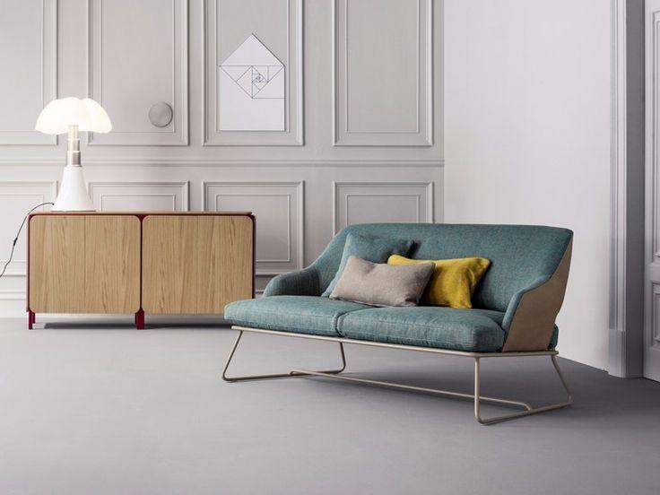 Upholstered fabric sofa BLAZER SOFA   Bonaldo  Italian FurnitureModern  81 best Interior design   Italian furniture images on Pinterest  . Modern Italian Furniture Living Room. Home Design Ideas