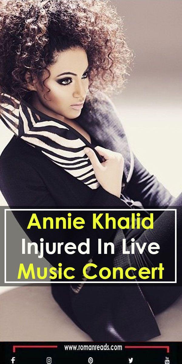 Gujranwala kay Jinnah Stadium mein Stage Per Perform kerte Huwe Annie Khalid Injured #AnnieKhalid #entertainment #healthpolicyvalentines #healthandsafety #RomanReadsArticles #RomanReads