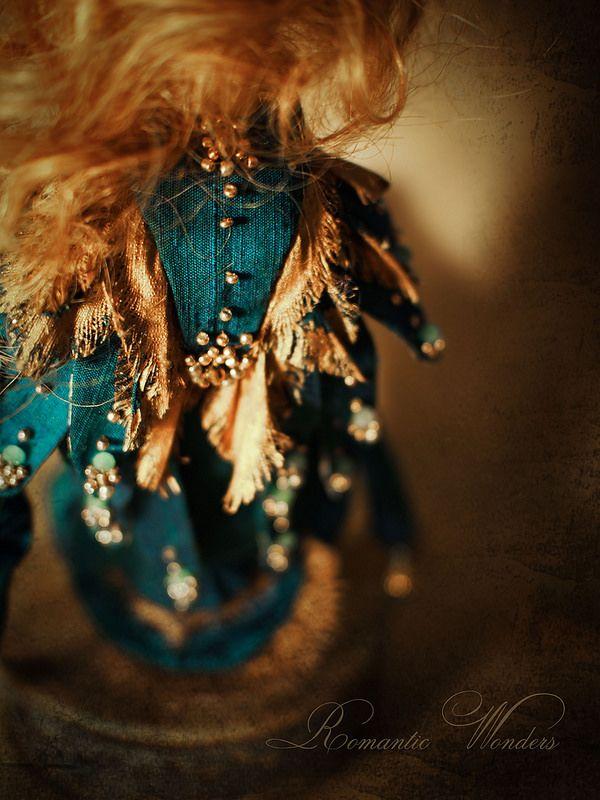 Alkioni by Romantic Wonders Dolls