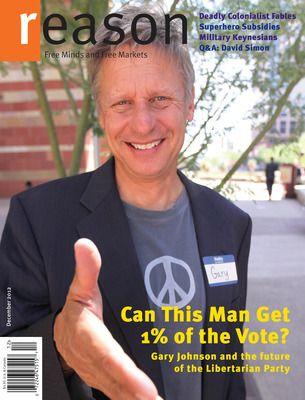 "Gary Johnson: ""I'll Run in 2016 to Provide Libertarian Option"" That Rand Paul Doesn't Offer November 4, 2014"