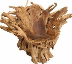 tree trunk furniture - nature always does it best...