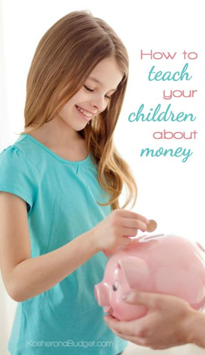 "How to Teach to Your Children About Money -- This is why I NEVER tell my children ""we can't afford it"" when they ask for something."