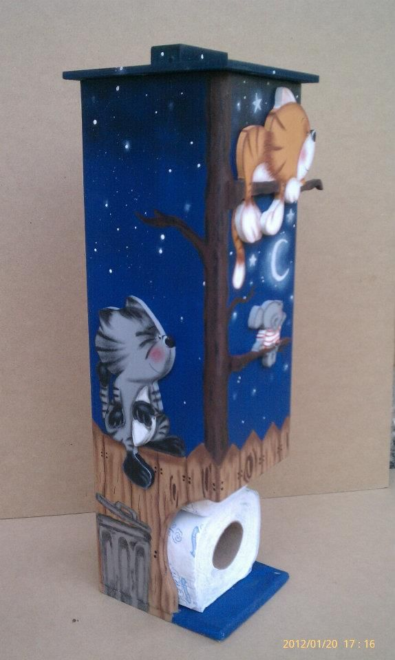 Decorative Wood Painting Projects