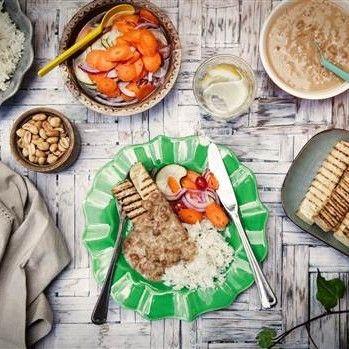 http://www.tasteline.com/recept/tofu-zatay-med-picklade-gronsaker-och-ris/