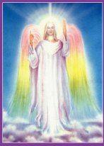 anjo Sagrado do Planeta Vênus, Senhor do Raio do Amor, das Artes e da Beleza, rege as terças-feiras