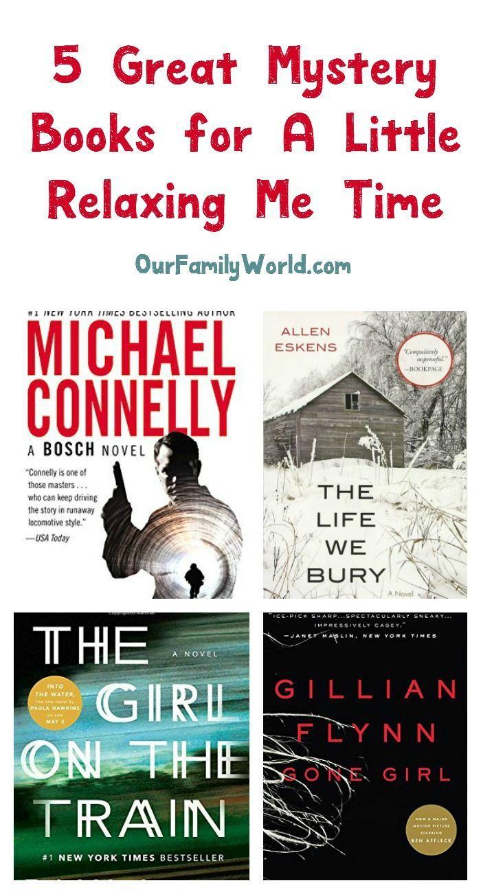 mystery novel reviews