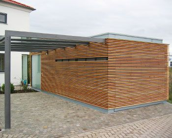 Carports, Pergolen ... - Holzbau-Galerie - Verband des Zimmerer- und Holzbaugewerbes Baden-Württemberg