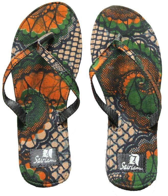 Wil jij deze 'Safari slippers' ook nog deze zomer in huis? Bestel ze dan via onze webshop www.thamanifashion.nl