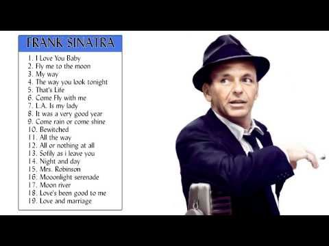 Best Songs Of Frank Sinatra | Frank Sinatra's Greatest Hits | Full Album 2015 - YouTube