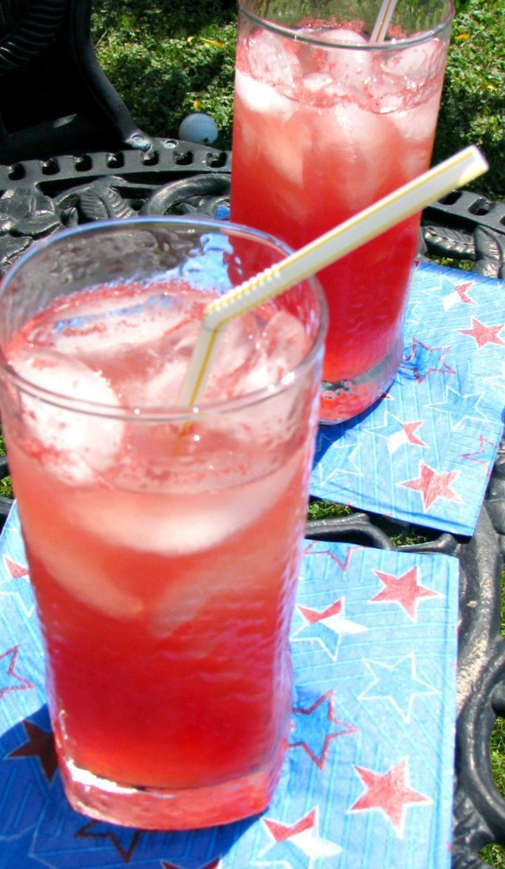 This Watermelon Punch recipe makes the perfect summertime cocktail! With fresh pureed watermelon, lemon-lime soda, watermelon flavored rum, and vodka, it's a refreshing grown-up beverage we make for cookouts all summer long.