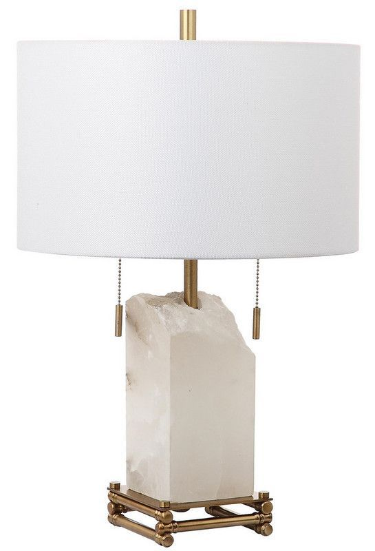 Pearl alabaster table lamp 187 49 on the hunt for the perfect table lamp this