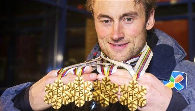 Petter Northug VM i Falun 2015