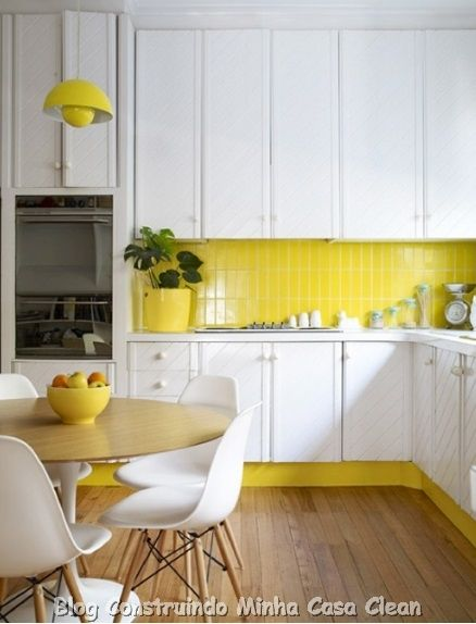 The Kitchen Is The Most Important Part Of The Home For Me. So , I Really  Love Yellow Color In My Kitchen.Here Are A Yellow Kitchen Design Ideas That  I Liked Part 70