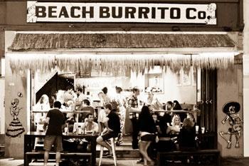 Beach Burrito Co.  252 Campbell Pde  Ph: 9130 7123