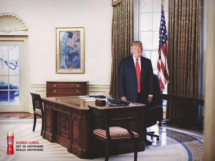 Durex Lubes: Trump - Adeevee