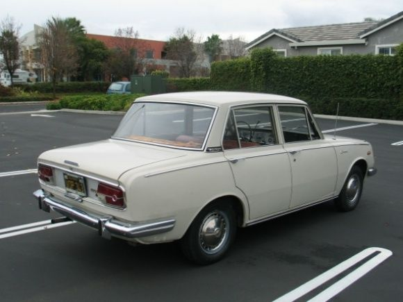 1967 Toyota Corona - had one in the early 80's