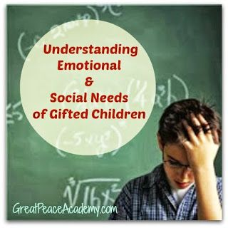 The Social Lives of Gifted Children - Great Peace Academy