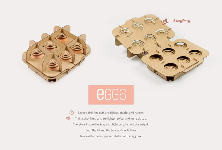"""Reader Submitted: """"Mattress for Eggs"""" Packaging Prevents Shell-Cracking Bumps and Shakes"""