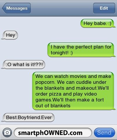 change movies to harry potter movies and substitute video games with spell casting and i will marry the dude.