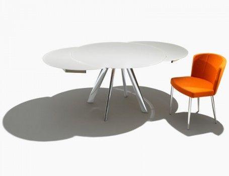 17 meilleures id es propos de table ronde avec rallonge - Table ronde rallonge ...